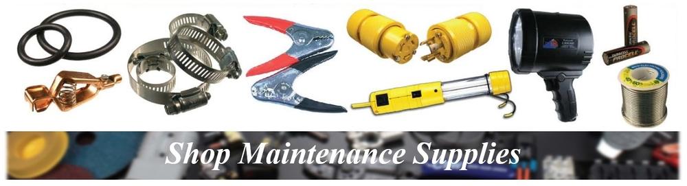 Shop Maintenance Supplies