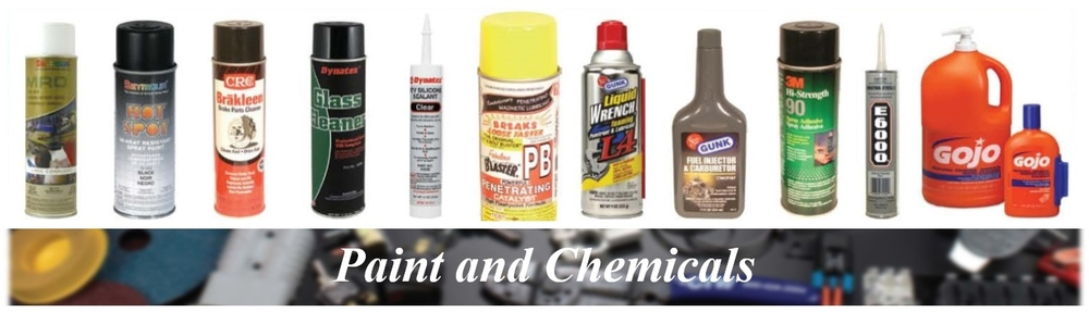Paint and Chemicals