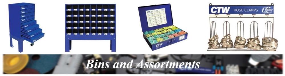Bins and Assortments